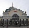 Железнодорожные вокзалы в Касимове