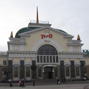 Железнодорожные вокзалы Касимова